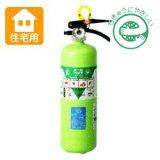 【2017年製】日本ドライ ホームパロマAP-5e(I) 住宅用 粉末消火器 蓄圧式 ※リサイクルシール付