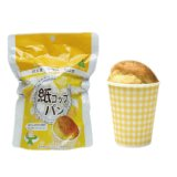 東京ファインフーズ 紙コップパン バター  30個