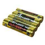 メモレックス LR03/1.5V4S アルカリ乾電池 単4型 4本入