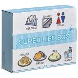 非常食・衛生用品3日間セット SUPER LIFE BOX