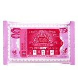 エピスタプロプル やさしいウェットティッシュ ハンディタイプ ピンク 石鹸の香り 水解紙使用 10枚入(化粧品類)